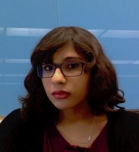 Fatima Afzali : Undergraduate Researcher